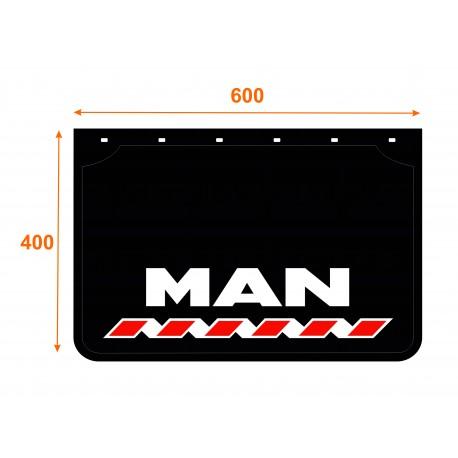 Faldón PVC marca MAN 600x400