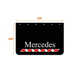 Faldón marca MERCEDES K6040ME