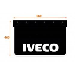 Faldón de caucho marca IVECO K6646IV