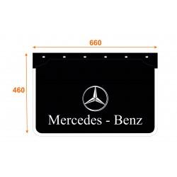 Faldón de caucho marca MERCEDES K6646ME