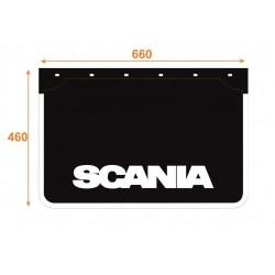 Faldón de caucho marca SCANIA K6646SC