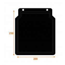 Faldón de PVC K2023MC