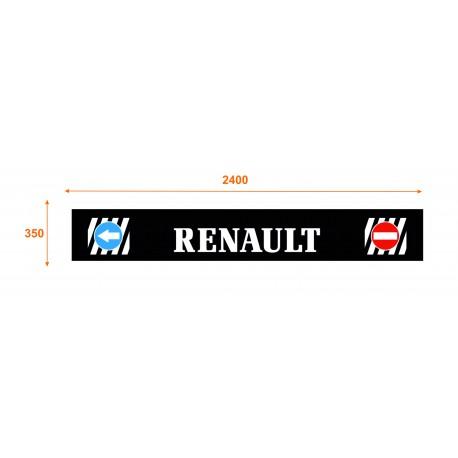 Faldón trasero de 2400x350 marca RENAULT