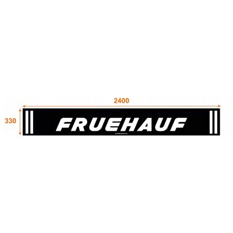 Faldón trasero de 2400x330 de marca FRUEHAUF