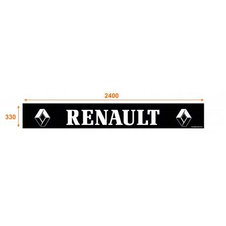 Faldón trasero de 2400x330 marca RENAULT