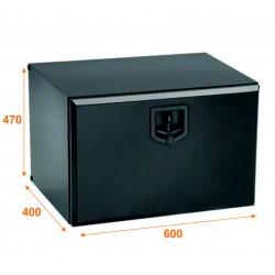 Caja metálica de 600x400x470