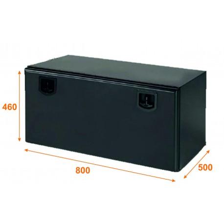 Caja metálica de 800x500x460