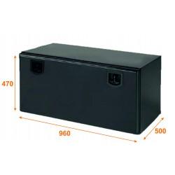 Caja metálica de 960x500x470
