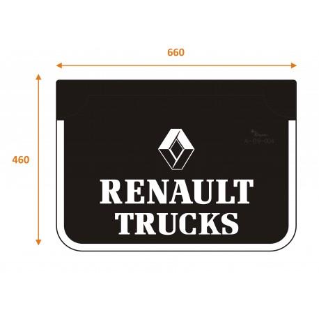 Faldón de caucho marca RENAULT K6646RE