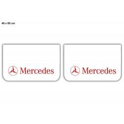 JUEGO de faldillas delanteras color blanco 600x400 MERCEDES rojo