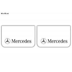JUEGO de faldillas  delanteras blancas 600x400 MERCEDES negro