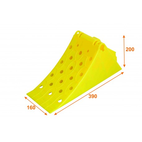 Calzo para rueda KD2010