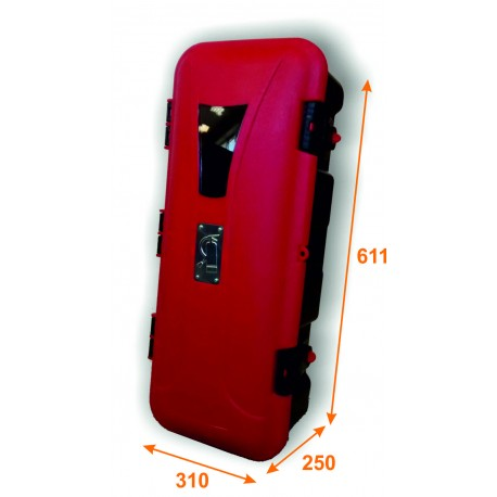 Portaextintores KEX6