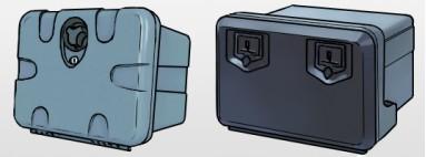 Cajas para camiones